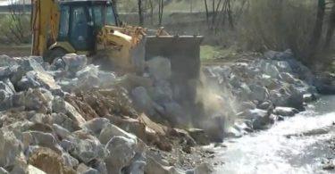 sanacija recnih korita pozega