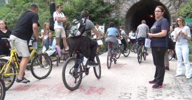biciklisticki karavan odrzan