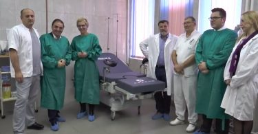 priboj donacija opreme za bolnicu